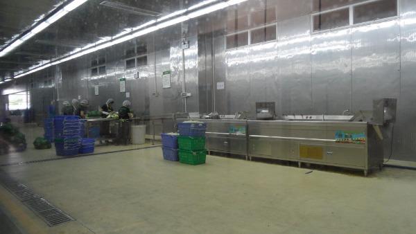 净菜加工中心