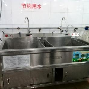 双槽洗菜机,臭氧洗菜机