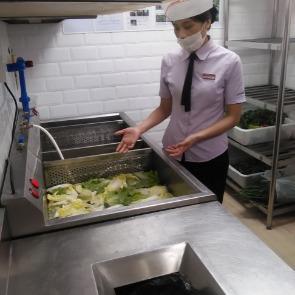 火锅店连锁洗菜机
