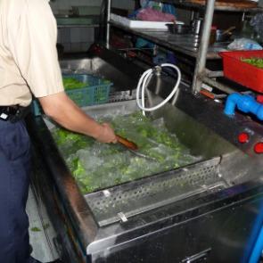 酒楼洗菜机