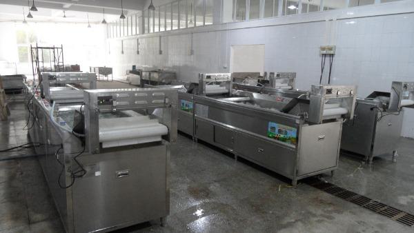 重庆西南大学食堂洗菜机