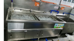 食品厂解冻洗肉机