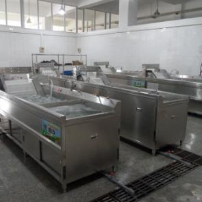 山东大学洗菜机
