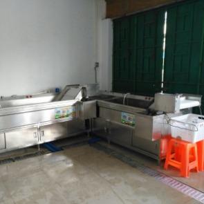 食品厂配送中心